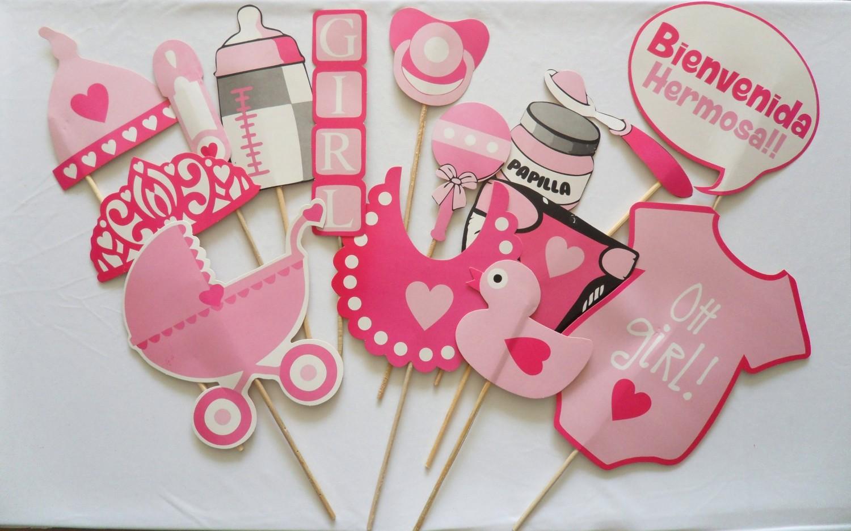 Mucha fiesta articulos de animacion y decoracion para - Fiesta baby shower nina ...