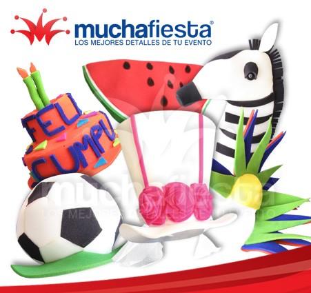 Mucha Fiesta articulos de animacion y decoracion para fiesta 3c9dc5806dc